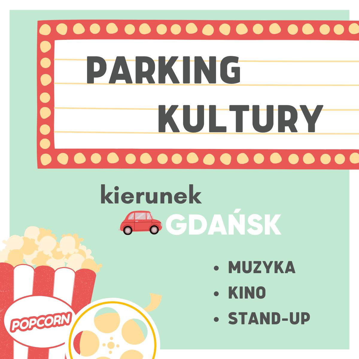 Parking Kultury